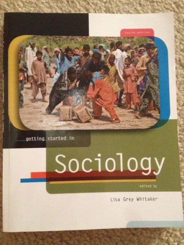 9780078039515: Getting Started in Sociology