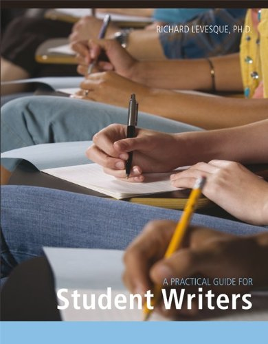 9780078039843: A Practical Guide for Student Writers
