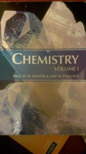 Chemistry Volume 1: Paul W. W.