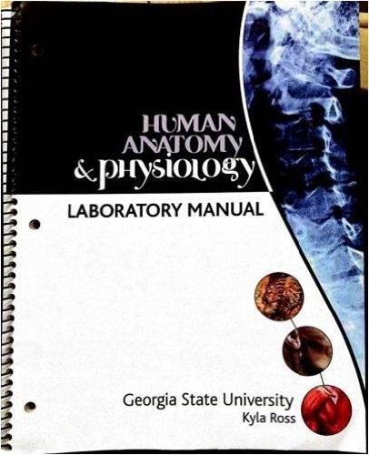 9780078042454: Human Anatomy & Physiology Laboratory Manual--Custom for Georgia State University
