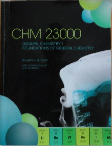9780078042751: General Chemistry 1: Foundations of General Chemistry