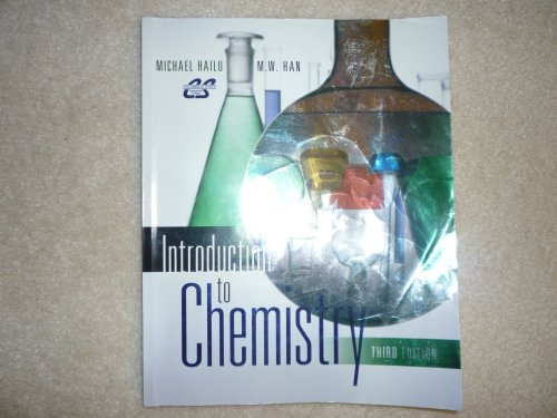 9780078043925: Introduction to Chemistry, 3rd Edition (Columbus State Community College)