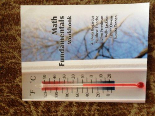 9780078044700: Math Fundamentals Workbook 11th Edition
