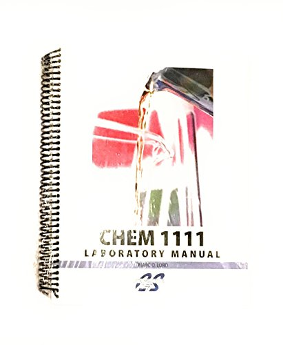 9780078045486: CHEM 1111 Laboratory Manual, Columbus State Community College