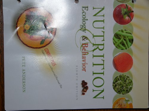 9780078045585: Nutrition Ecology & Behavior 8th Edition