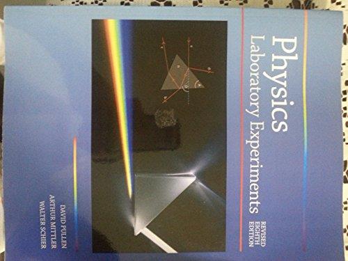 9780078045738: Physics Laboratory Experiments Eight Edition