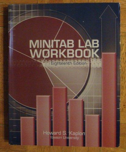 9780078047282: Minitab Lab Workbook