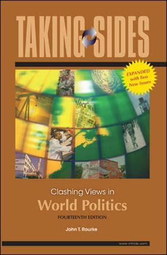 9780078049934: Taking Sides: Clashing Views in World Politics, Expanded