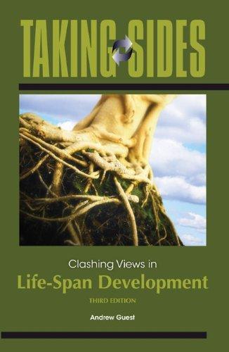 9780078049958: Taking Sides: Clashing Views in Life-Span Development