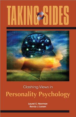 Taking Sides: Clashing Views in Personality Psychology: Newman, Laurel C.; Larsen, Randy J.