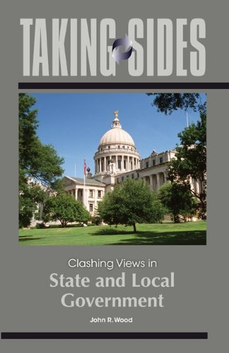 9780078050053: Taking Sides: Clashing Views in State and Local Government (Taking Sides: State and Local Government Issues)