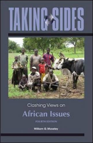 9780078050084: Taking Sides: Clashing Views on African Issues (Taking Sides: African Issues)