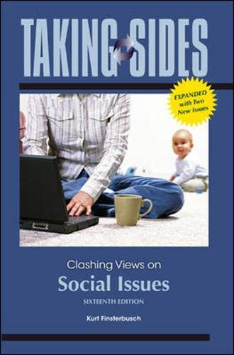 9780078050183: Taking Sides: Clashing Views on Social Issues, Expanded