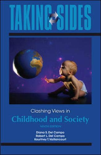 9780078050213: Taking Sides: Clashing Views in Childhood and Society