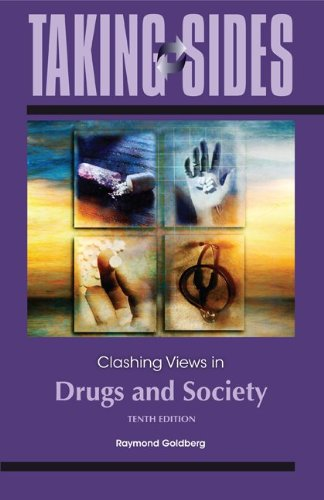 9780078050220: Taking Sides: Clashing Views in Drugs and Society