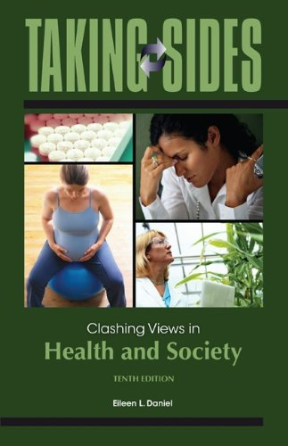 9780078050237: Taking Sides: Clashing Views in Health and Society