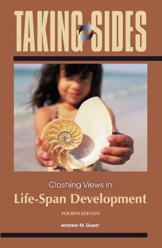 9780078050299: Taking Sides: Clashing Views in Life-Span Development