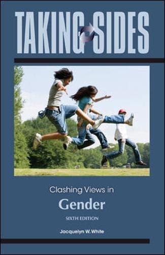 9780078050305: Taking Sides: Clashing Views in Gender