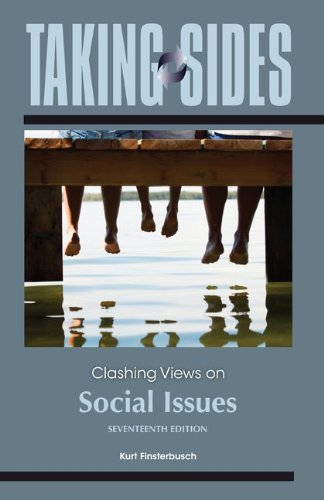 9780078050336: Taking Sides: Clashing Views on Social Issues