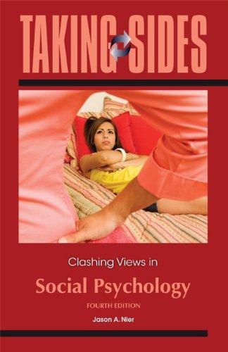 Taking Sides: Clashing Views in Social Psychology: Nier, Jason