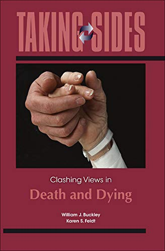 9780078050398: Taking Sides: Clashing Views in Death and Dying