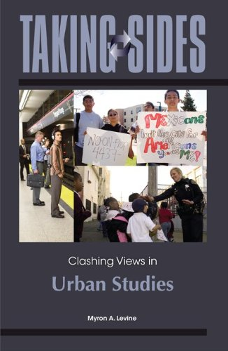 9780078050435: Taking Sides: Clashing Views in Urban Studies
