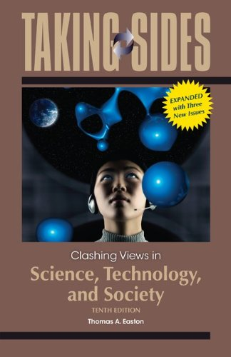 9780078050459: Taking Sides: Clashing Views in Science, Technology, and Society, Expanded