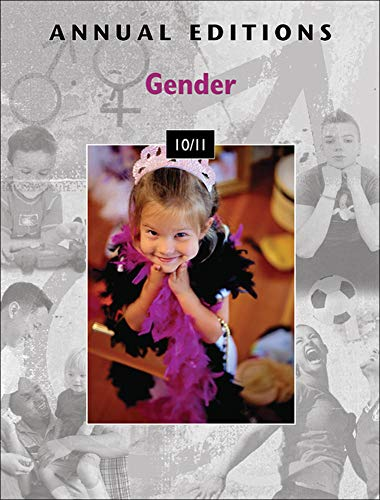 9780078050527: Annual Editions: Gender 10/11
