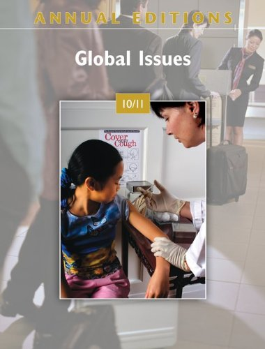 9780078050589: Annual Editions: Global Issues 10/11