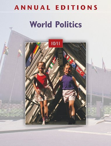 9780078050640: Annual Editions: World Politics 10/11