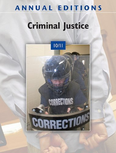 9780078050657: Annual Editions: Criminal Justice 10/11