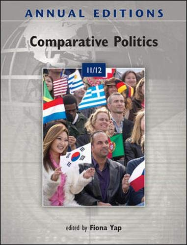 9780078050831: Annual Editions: Comparative Politics 11/12