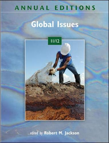9780078050848: Annual Editions: Global Issues 11/12