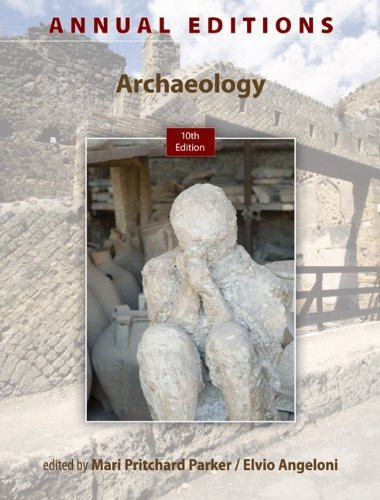 9780078051159: Annual Editions: Archaeology, 10/E