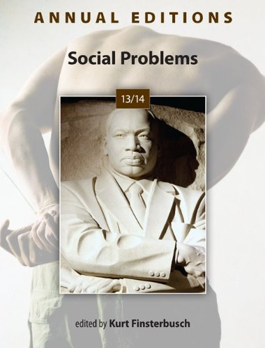 9780078051197: Annual Editions: Social Problems 13/14