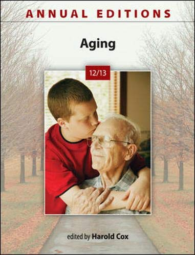 9780078051203: Annual Editions: Aging 12/13