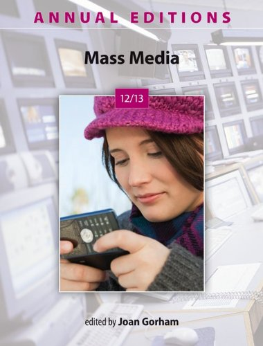 9780078051241: Mass Media (Annual Editions: Mass Media)