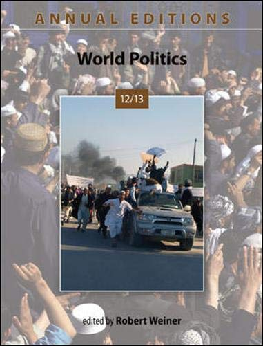9780078051258: Annual Editions: World Politics 12/13