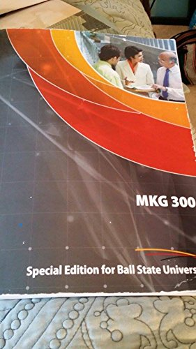 9780078051654: MKG 300 Special Edition for Ball State University 19th Edition