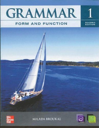 9780078051791: Grammar Form and Function Level 1 Student Book with E-Workbook