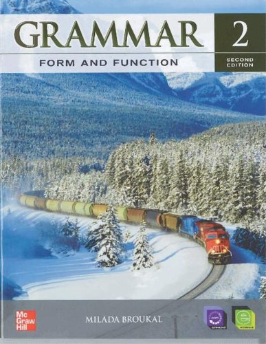 9780078051807: Grammar Form and Function Level 2 Student Book with E-Workbook