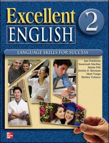 9780078051999: Excellent English Level 2 Student Book with Audio Highlights: Language Skills For Success (ESL Domestic)