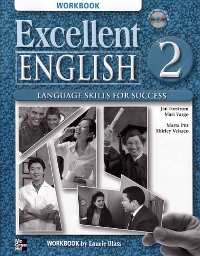 9780078052026: Excellent English 2 Workbook with Audio CD