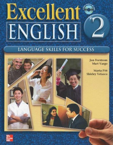 9780078052057: Excellent English Level 2 Student Book with Audio Highlights and Workbook with Audio CD Pack: Language Skills For Success