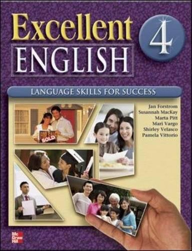 9780078052149: Excellent English Level 4 Student Book with Audio Highlights and Workbook with Audio CD Pack: Language Skills For Success (ESL Domestic)