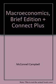 9780078078712: Macroeconomics, Brief Edition + Connect Plus