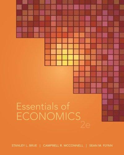 9780078080685: Essentials of Economics + Connect Plus