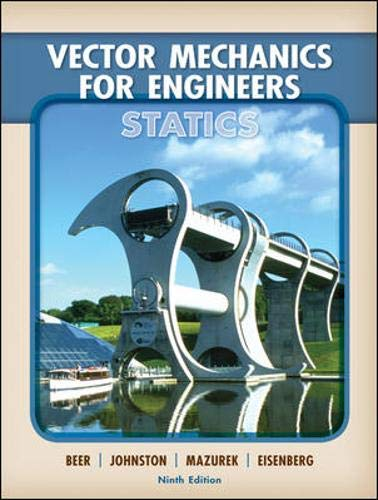 9780078085086: Vector Mechanics for Engineers: Statics + CONNECT Access Card for Vec Mech S&D