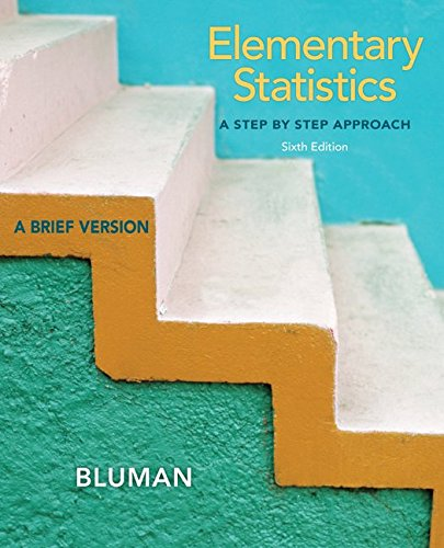 Loose Leaf Elementary Statistics: Brief with Connect hosted by ALEKS Access Card: Allan Bluman