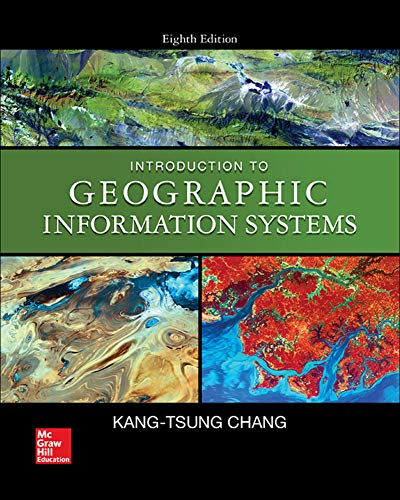 9780078095139: Introduction to Geographic Information Systems (WCB Geography)